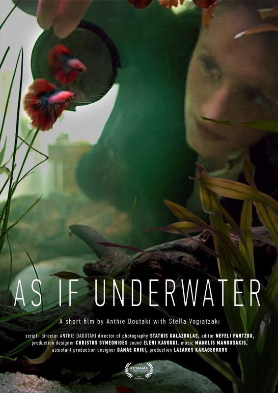 As If Underwater poster 1
