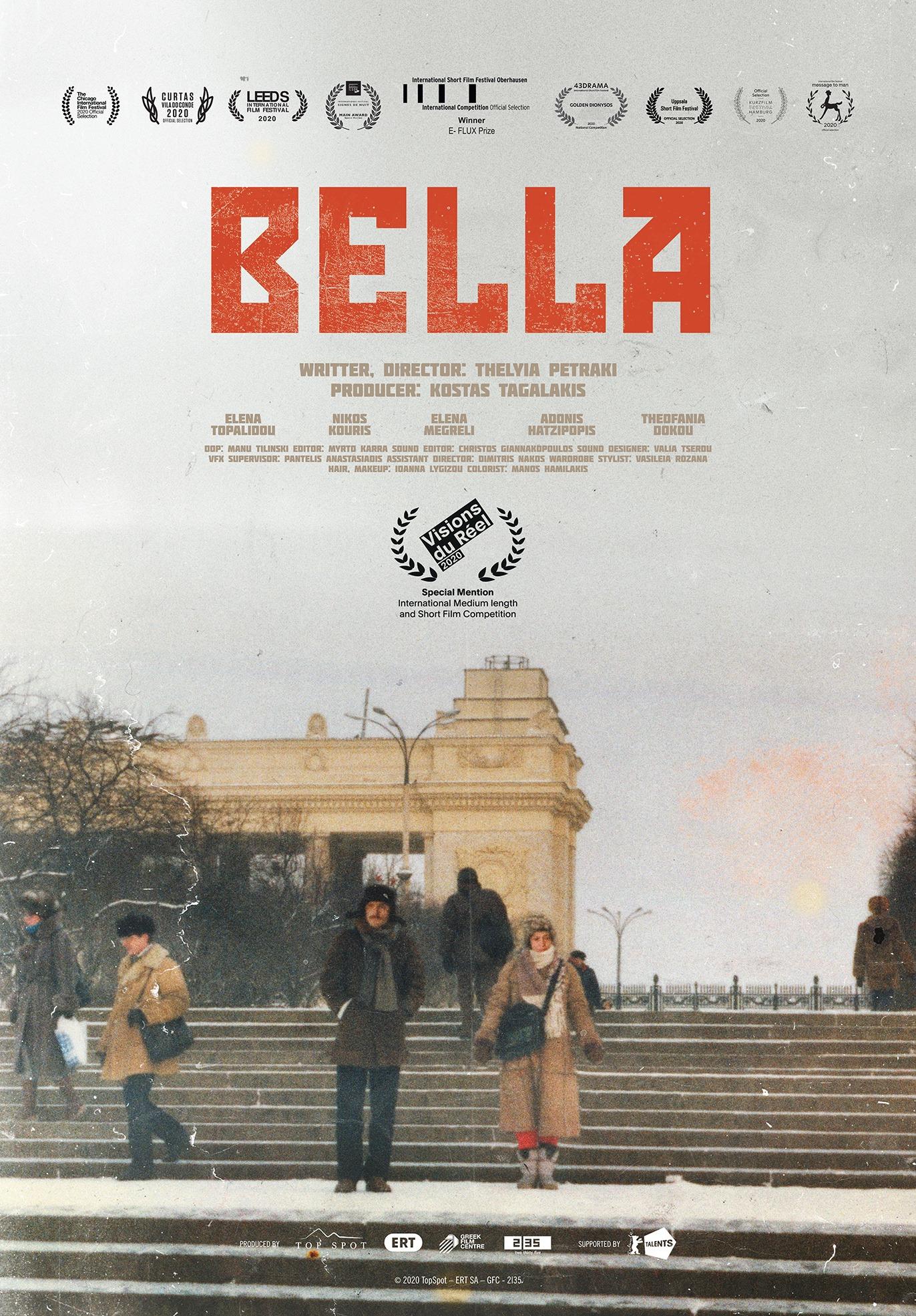 Bella POSTER Nov20
