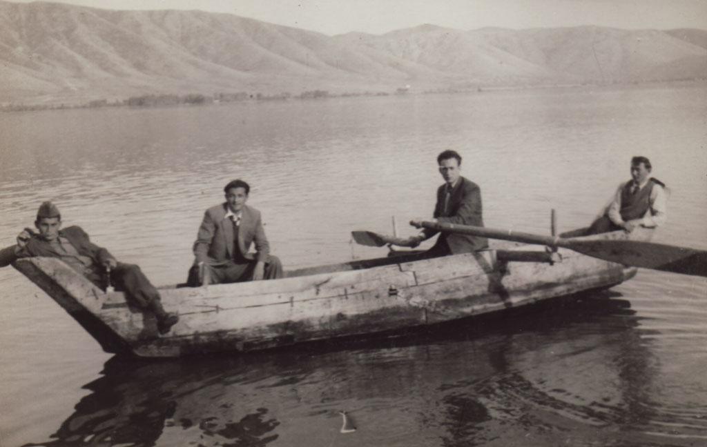 Beni In KastorianBoat early50s