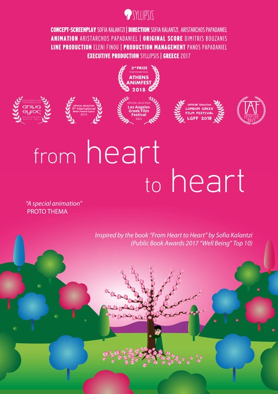 FROM HEART TO HEART Poster