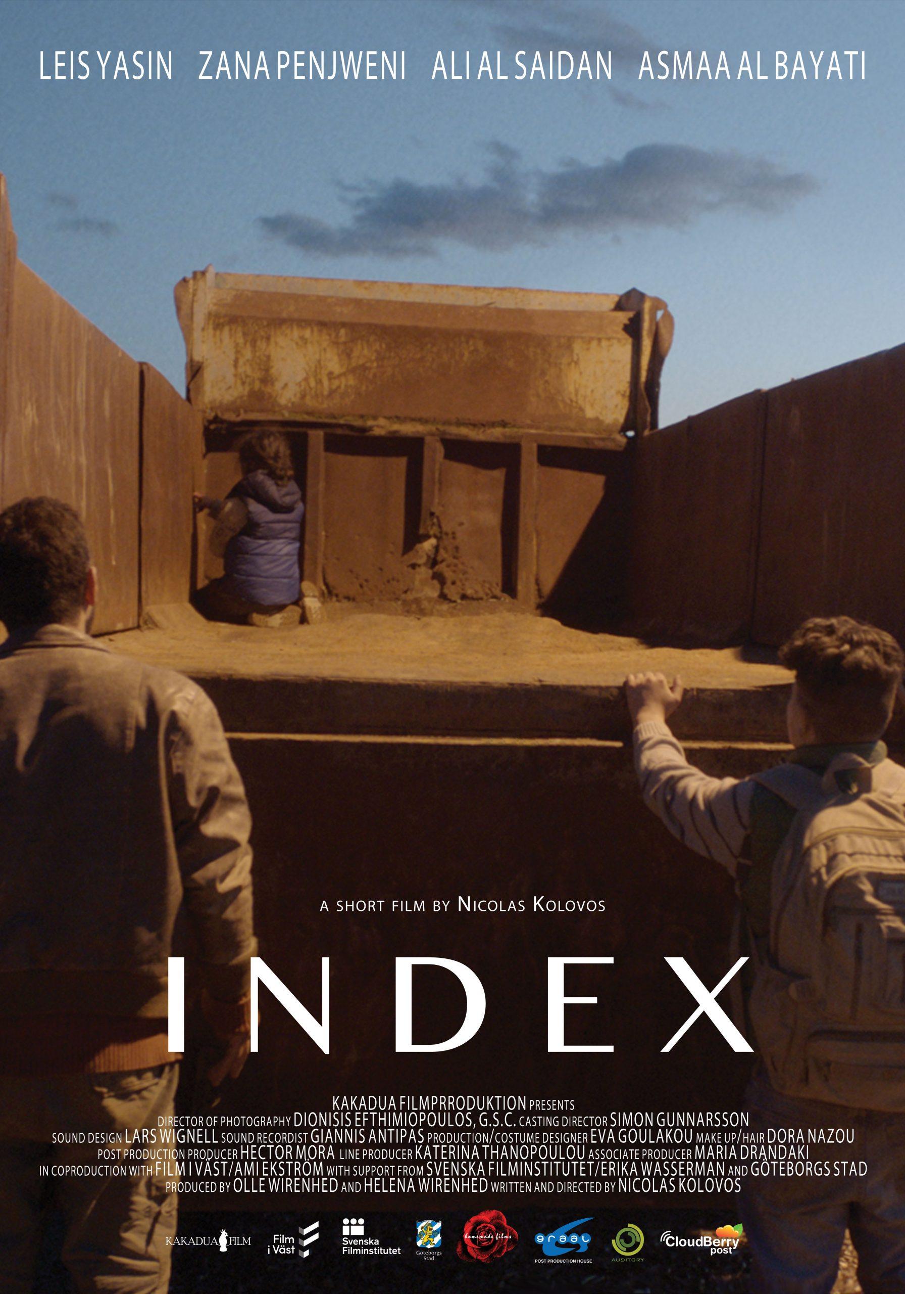 Index Poster