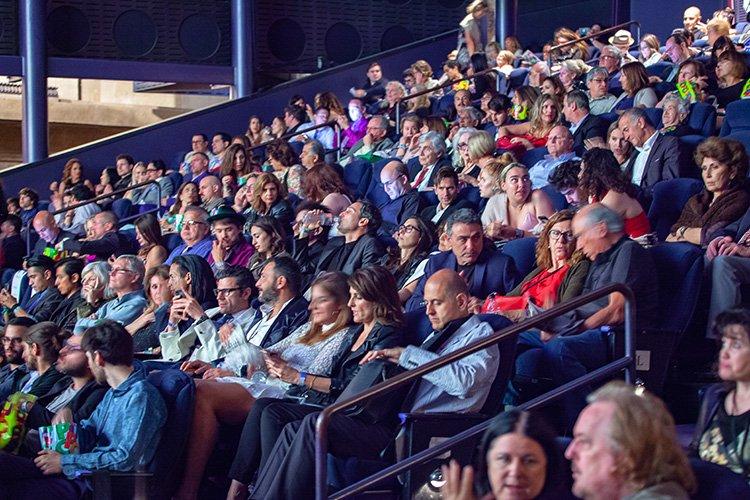 LAGFF2018 32 Audience on Opening Night