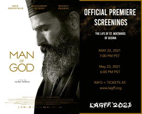 Man of God Flyer