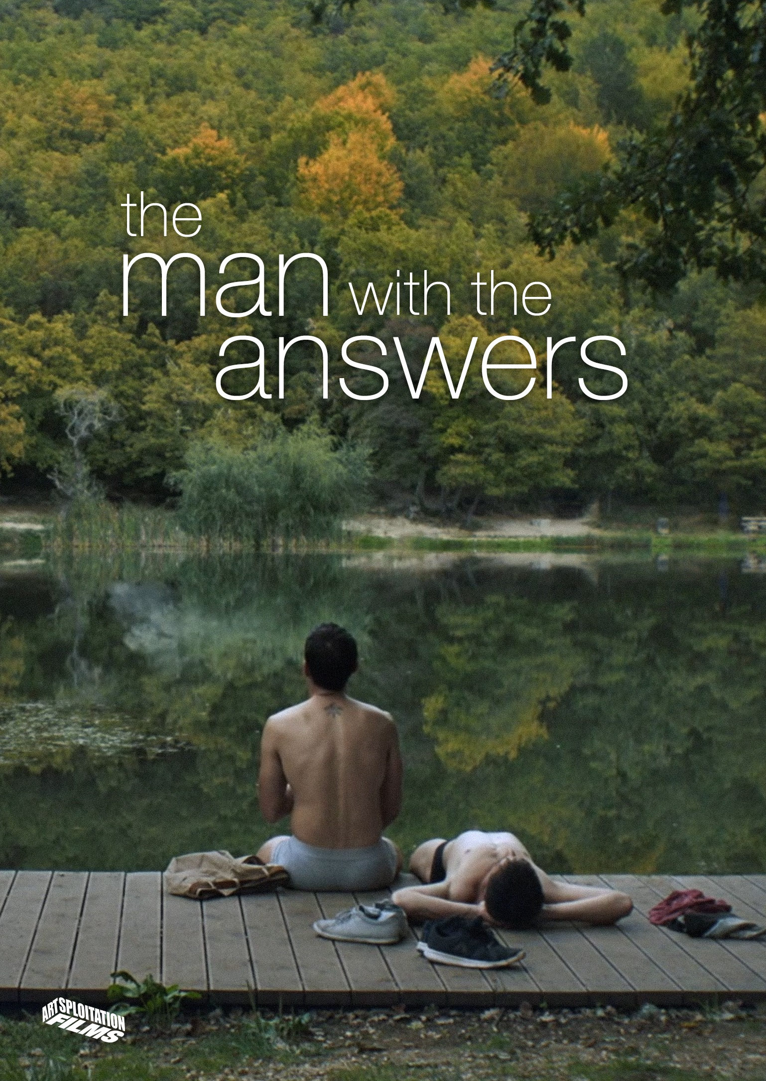 TheManWithTheAnswers Poster