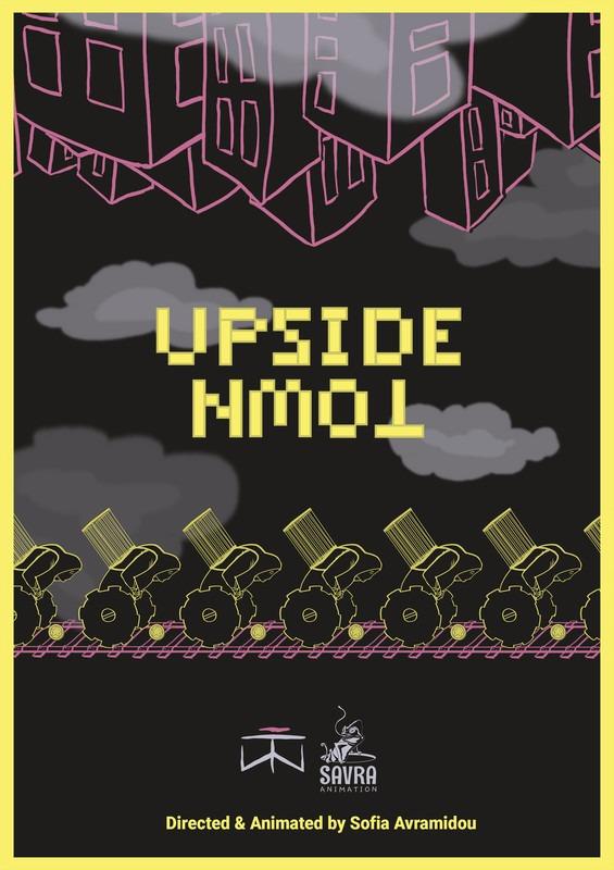 UpsideTown poster