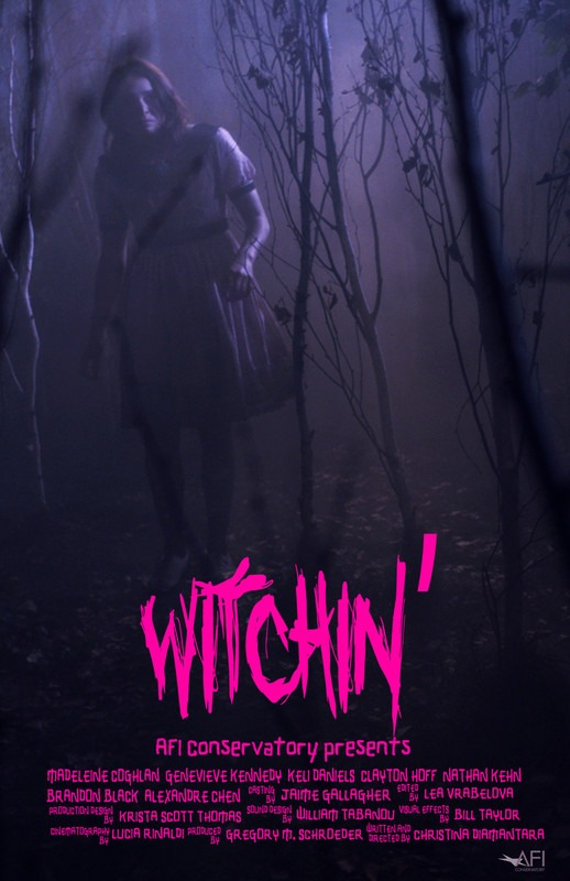 Witchin poster